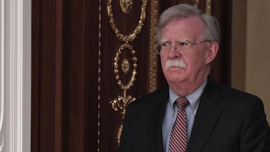 'John Bolton İran'ı bombalamak istiyor'