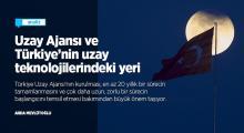 Türkiye'nin uzay teknolojisı