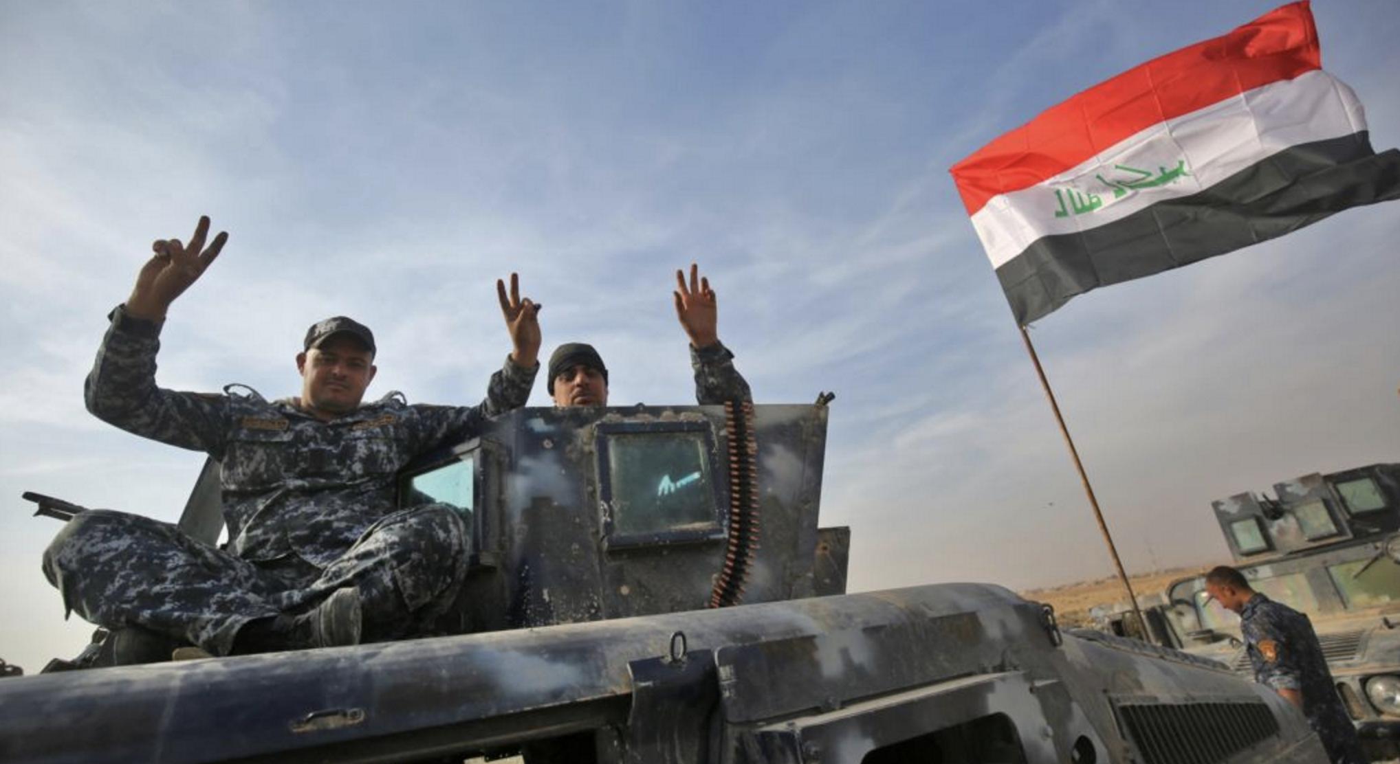 Irak ordusu, Musul'un eski şehir bölgesini almak için saldırı başlattı