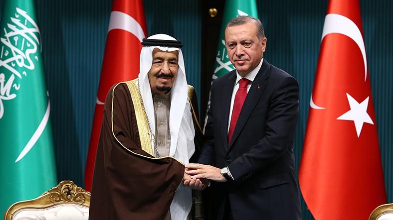 Suudi Arabistan, Erdoğan'ın üs teklifini reddetti