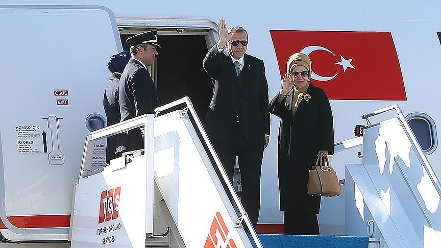 Cumhurbaşkanı Erdoğan, Arap dünyasına barış elçisi olmaya gidiyor