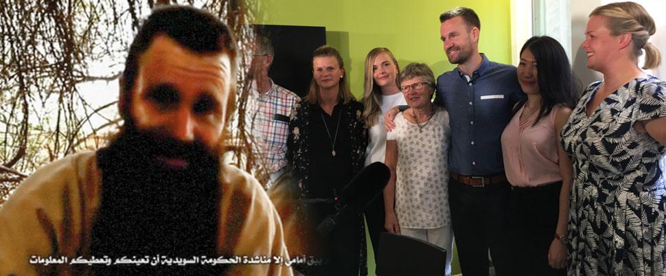 6 yıl El-Kaide'de esir olmuş İsveçli konuştu
