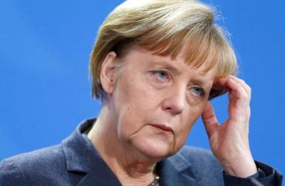 Merkel'in sevilirlik oranı düştü