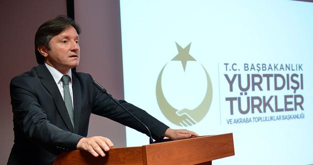"""""""Türkçe Yurtdışındaki Varlığımızı Korumak İçin Önemli"""""""