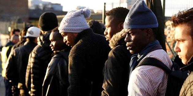 Polis Müdahalesinden Sonra Belçika'da Sığınmacı Sayısı Azaldı