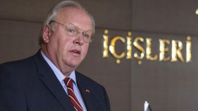 Alman Büyükelçi, Dışişleri Bakanlığına Çağrıldı