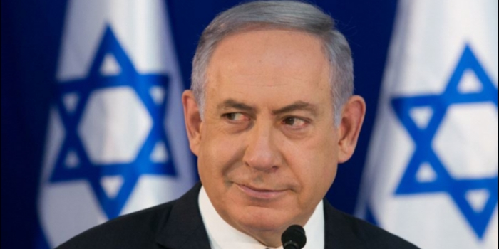 Sisi Ve Netanyahu ABD'de Buluştu