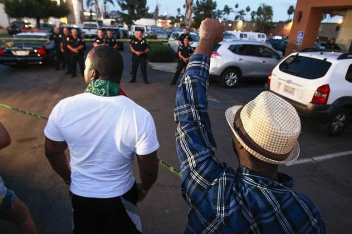 ABD'de Siyahilerin Protestoları Devam Ediyor