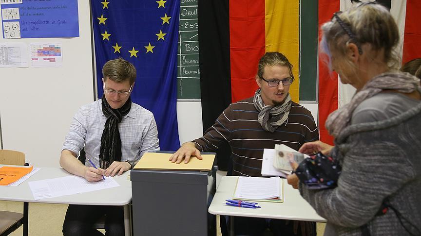Almanya'daki seçimlerin resmi sonuçları açıklandı