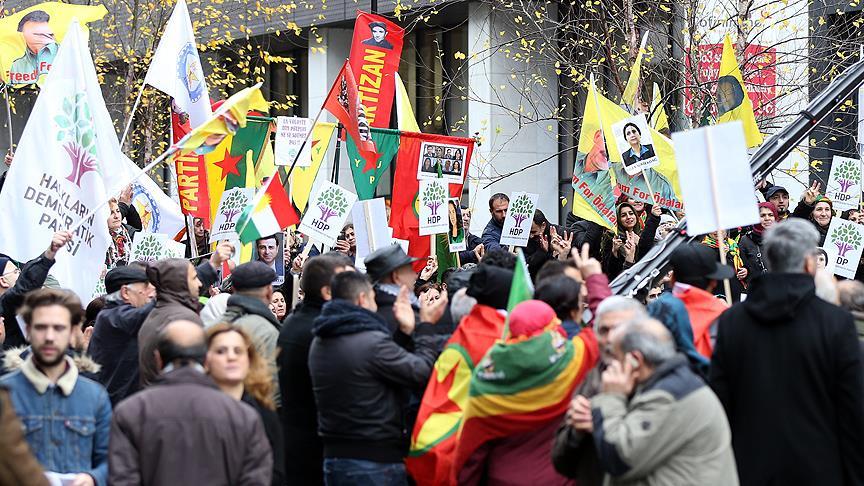 Belçika'daki PKK kararına itiraz