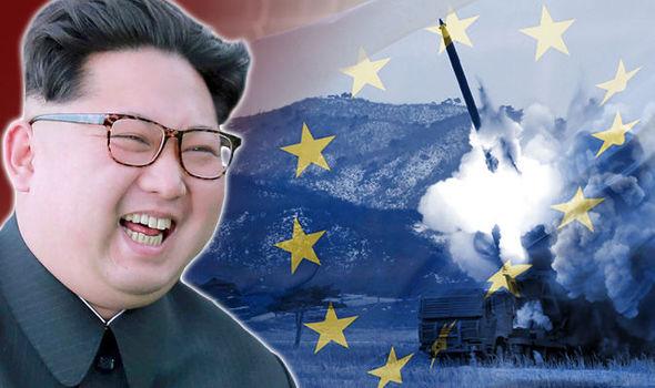 Avrupa Birliği'nden Kuzey Kore kararı!