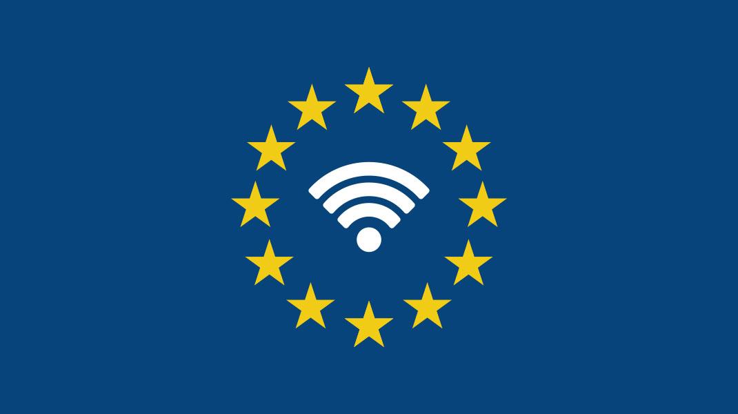 Avrupa'da WIFI bedava