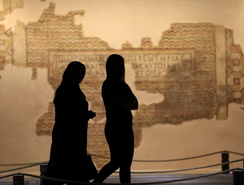 ABD ile Zeugma Mozaikleri gerginliği