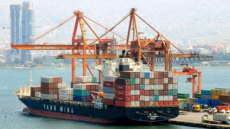 Ege'den 13 milyar 79 milyon dolarlık ihracat