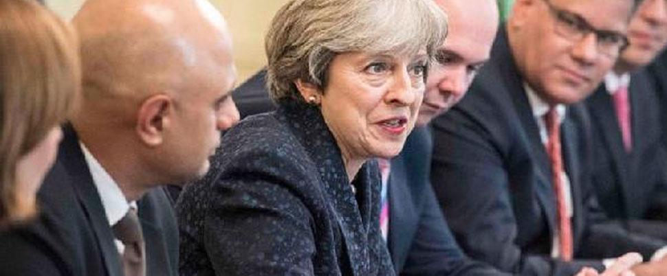İngiltere Başbakanı May'e yönelik suikast girişimi