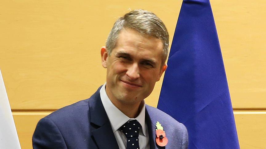 İngiltere Savunma Bakanı Williamson:'' DEAŞ'a katılan İngiliz vatandaşı sayısı en az 800''
