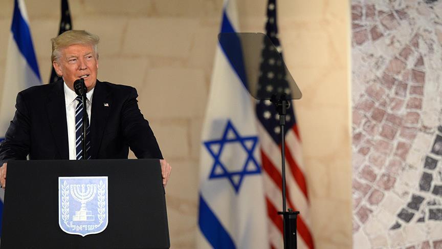 ABD'nin Kudüs'ü İsrail'in başkenti olarak tanıdığını ilan edecek