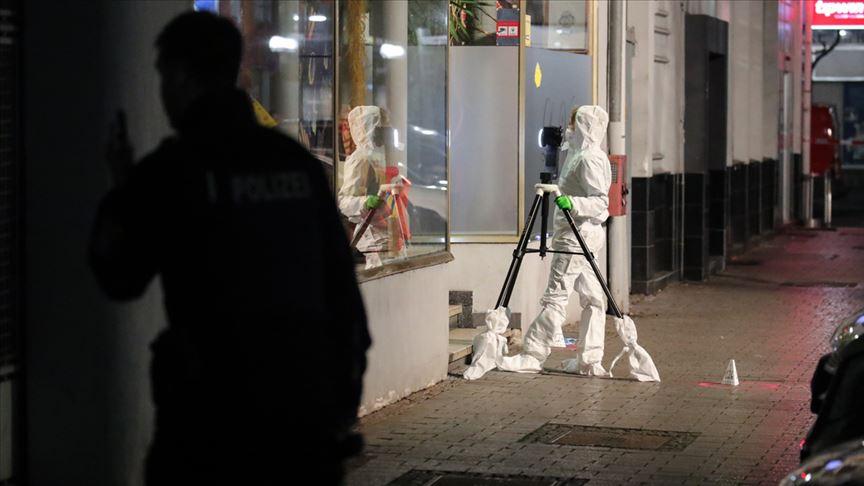 Maas: Irkçı terör ülkemizde