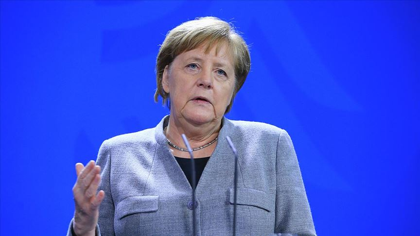 Merkel'den Sudan'a ortaklık teklifi