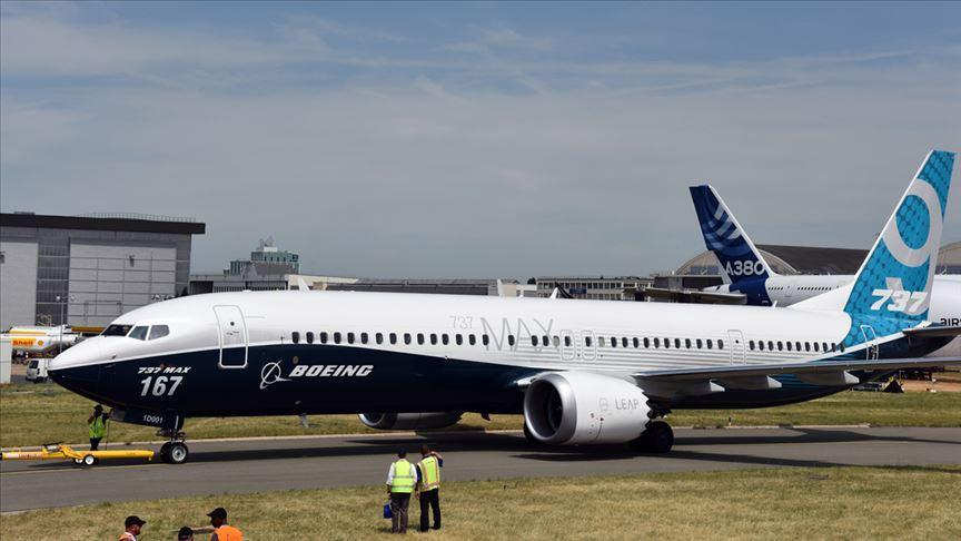 Boeing 737 MAX üretime tbaşladı