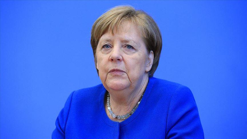 Merkel: Fransa ile fon kararı aldık