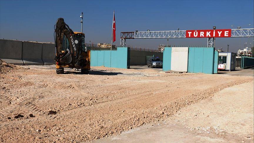 Tel Abyad Sınır Kapısı