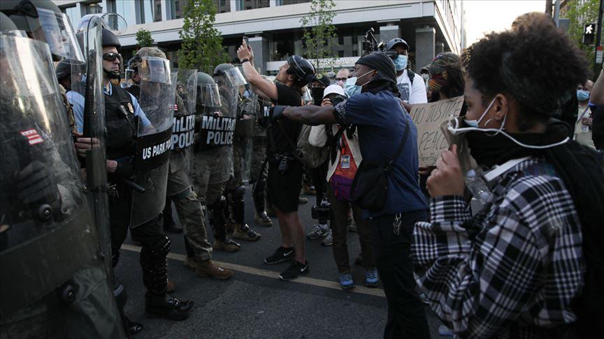 ABD'de ırkçılık ile vandalizm