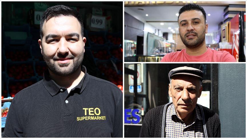 Avrupa'daki Türkler bekliyor