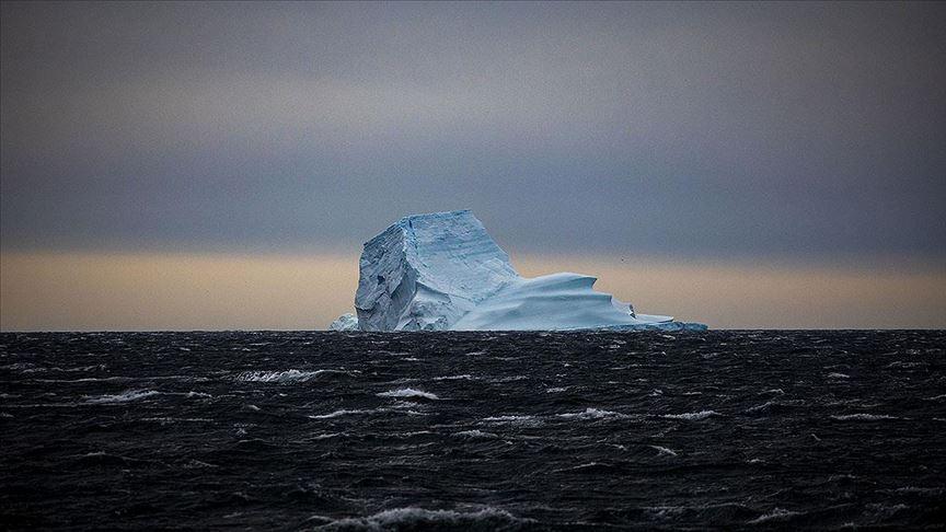 'Güney Kutbu'nda sıcaklık