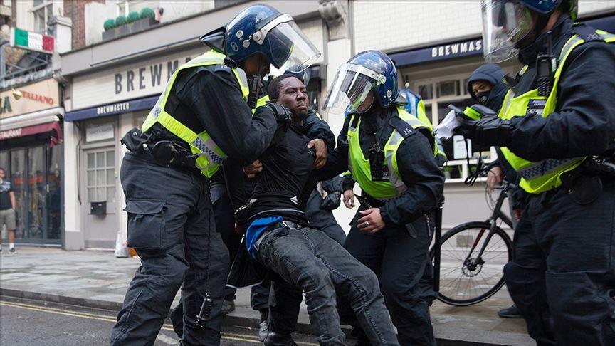 Avrupa polisinde ayrımcılık