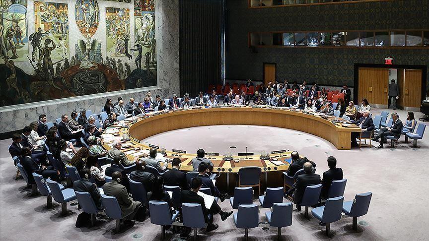 BM, Suriye tasarısını reddetti