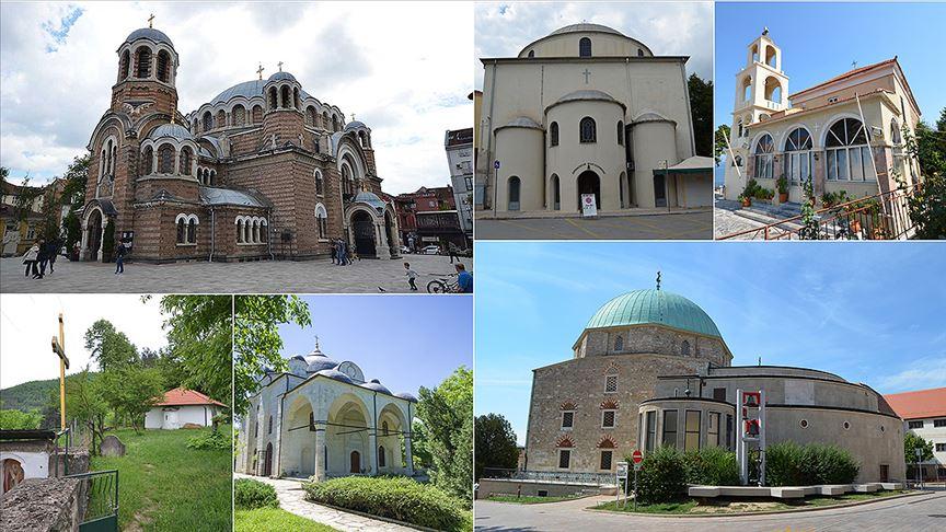 18 ülkede Türk mimarları kilise oldu
