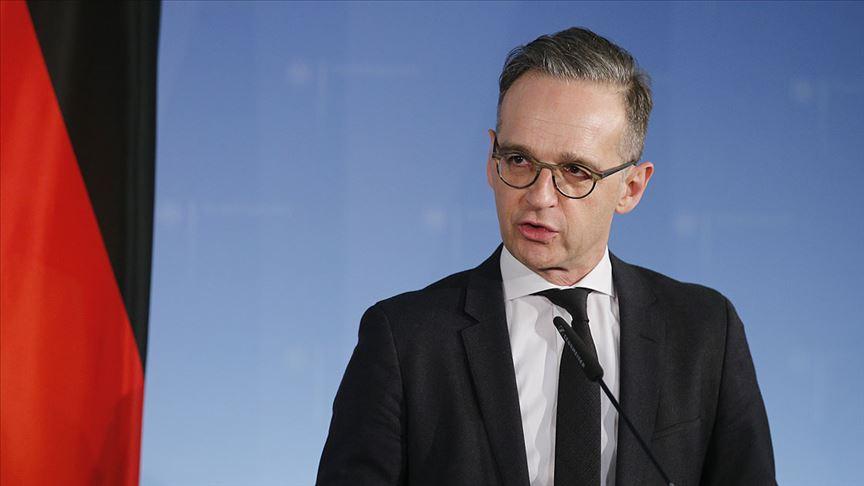 Maas: Rusya G7'ye dönmesin