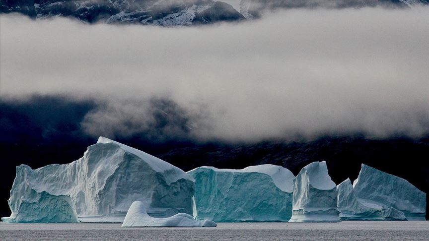 28 trilyon ton buzul eridi