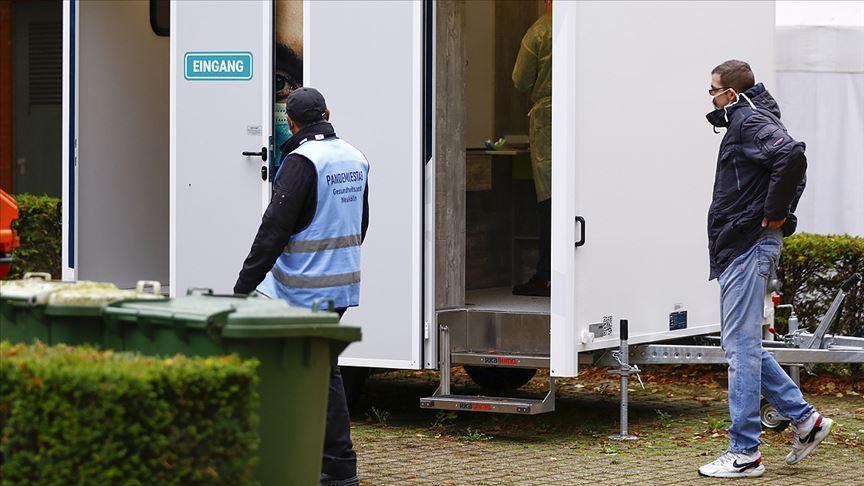 Almanya'da kontrolsüz yayılacak