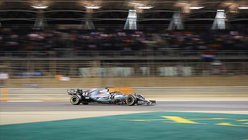 Formula 1 Almanya'da