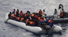 İspanya 24 saatte 526 göçmeni kurtardı