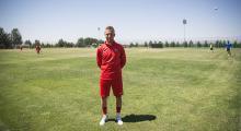 Almanya doğumlu futbolcu Türk Milli Takımı'nı tercih etti