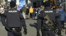 Almanya'da Teröriste Gözaltı
