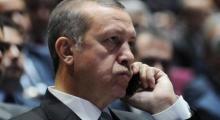 Erdoğan Fransa Cumhurbaşkanıyla Telefonda Görüştü