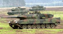 Almanya'ya Leopard şoku!