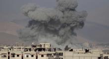Esad kendi şehirlerini bombalamaya devam ediyor