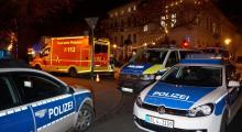 Potsdam'da bomba paniği