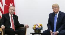 Trump 'Erdoğan'la birlikteyiz'
