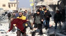 ABD, İngiltere, Almanya ve Fransa'dan ortak Suriye