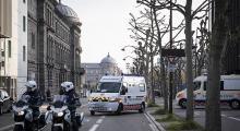 Fransa'da Kovid-19, 8 bin 78 can aldi