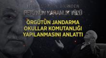 FETÖ Jandarma Komutanlık yapılanması