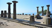 Antik Çağ kenti: Assos