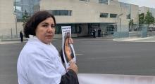 PKK mağdurunun eylemi sürüyor