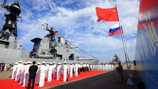 Rusya ve Çin İlk Defa Ortak Tatbikat Yapacak